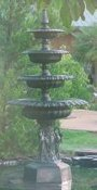 Wrought Iron And Cast Aluminum Street Lamps Statuary